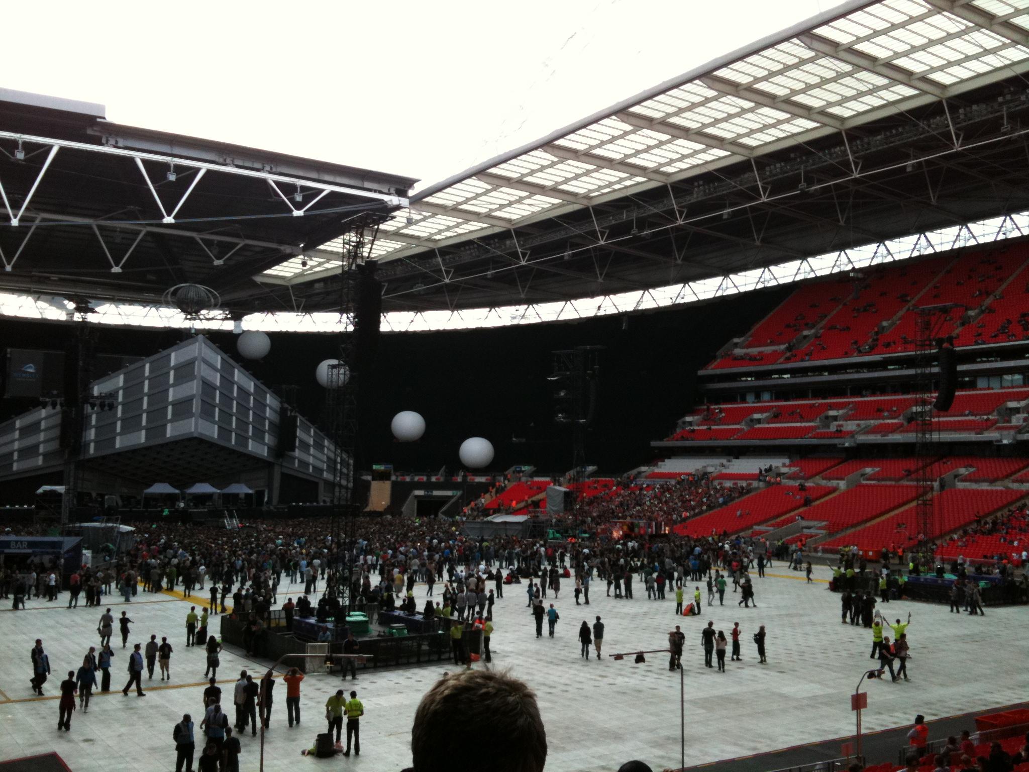 Wembley Intérieur