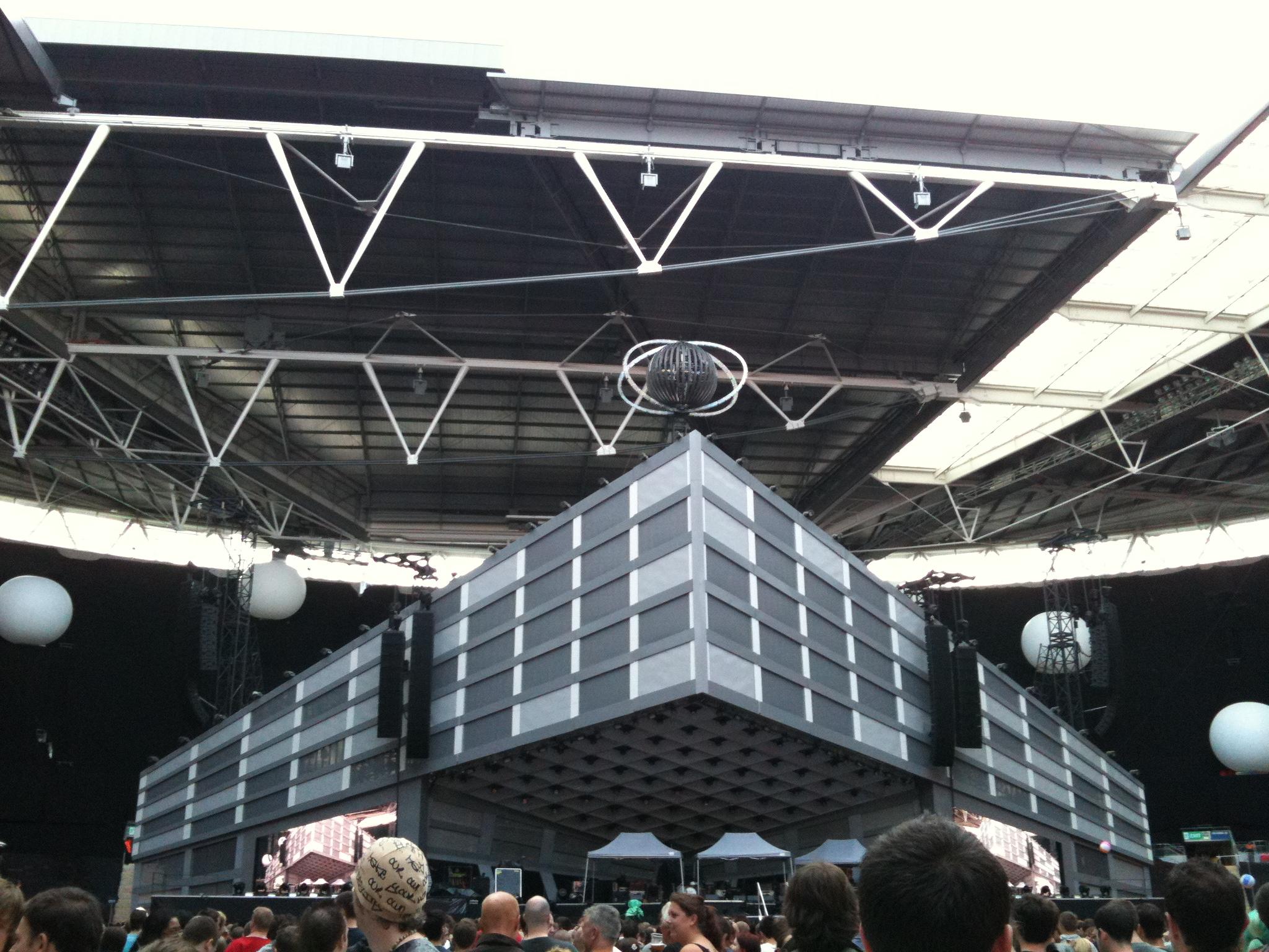 Wembley Scène
