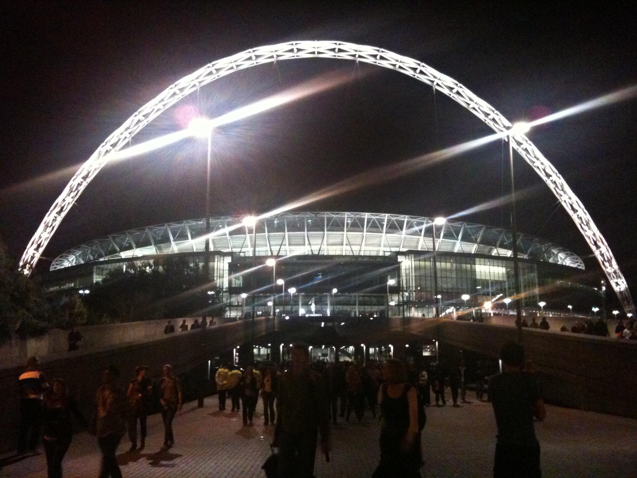 Wembley Nuit